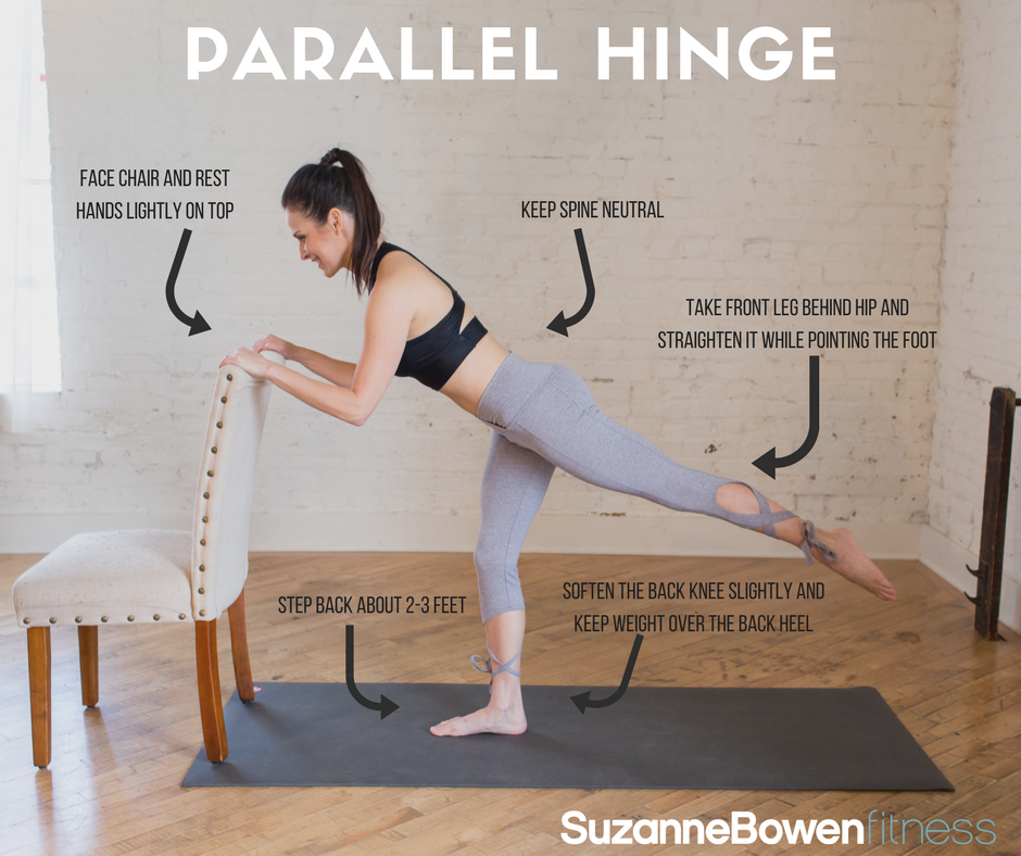 barre move parallel hinge